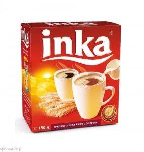 Kawa INKA 150g opak.8 | spozywczo.pl Kawa zbożowa do kupienia na: http://www.spozywczo.pl/hurtownia-kawy-herbaty
