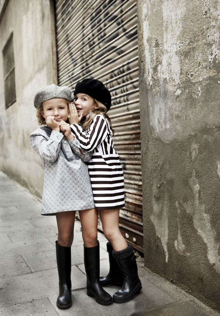 { besties in berets }