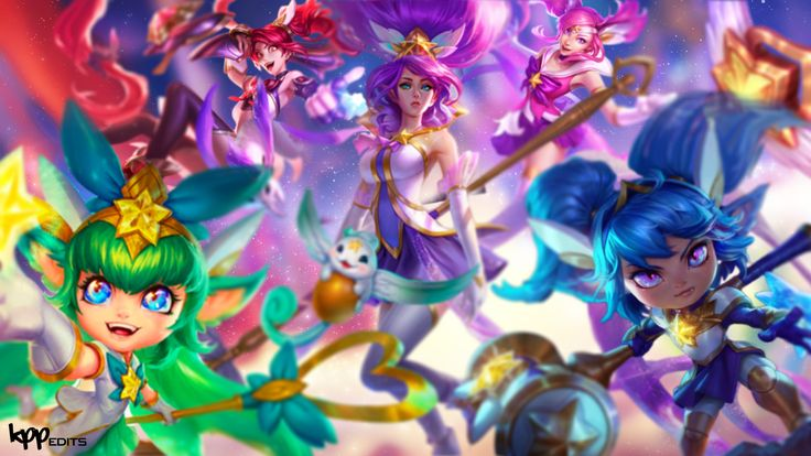 "Team ""Star Guardian"" 