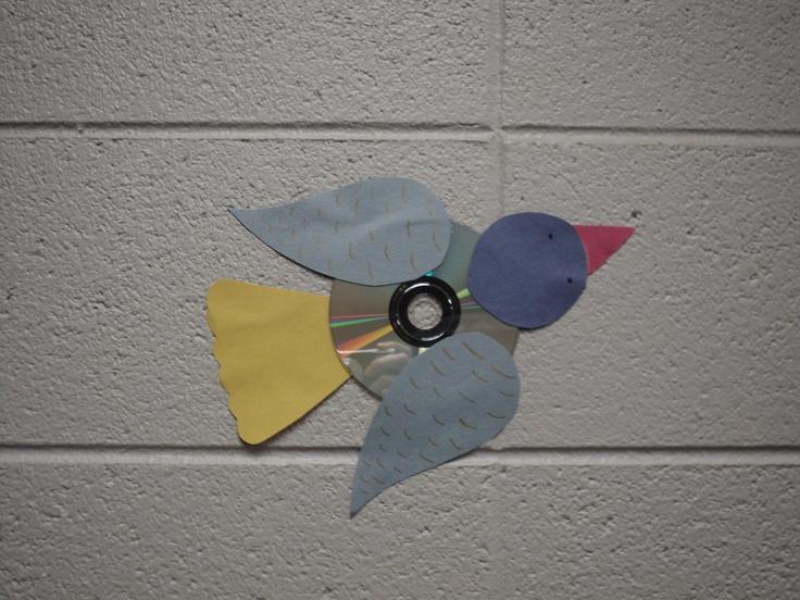 Disk Bird - Elementary School Computer Lab