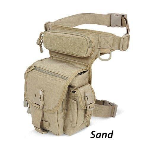 Outdoor Multifunctional Tactical Leg Bag