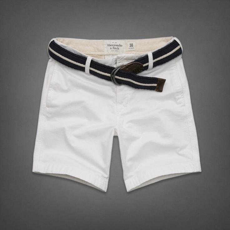 Hombres A & F Cortos Fit preparación | Pantalones cortos para hombre | Abercrombie.com