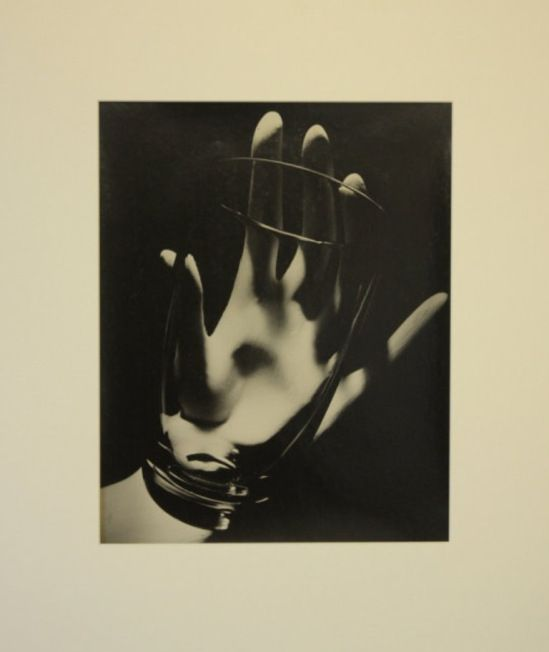 Paul Heismann. Vintage surreal abstract photograph 1940s