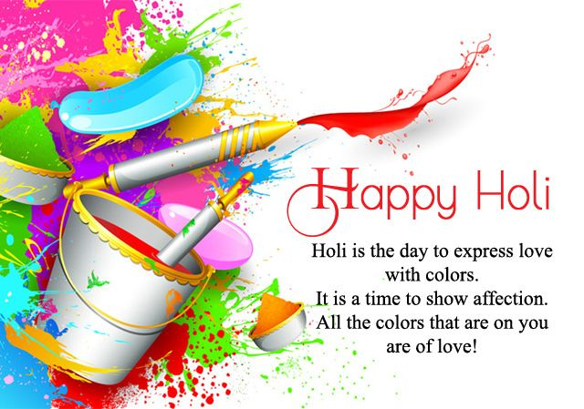 Inspirational Happy Holi Quotes in ENglish language. #holi #quotes #happyholi