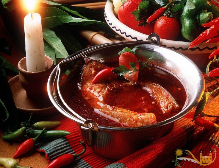 Fish Soup (Halászlé)