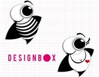 DESIGNBOX T-SHIRT AND BROOCH COMPANY by Öznur Çakal Demirhan, via Behance