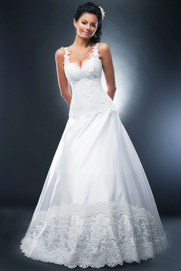 2 piece white lace dress may 2019  best Vestidos de noiva images by Val on Pinterest  Bridal
