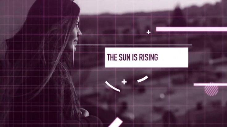 Britt Nicole - The Sun Is Rising (Remix) - Music Videos