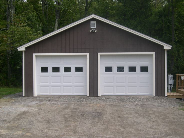 17 best how much to build a garage images on pinterest for How much is a one car garage