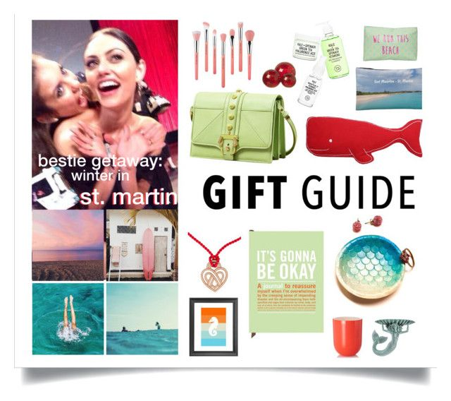 """""""holiday in st. martin"""" by meadowbat ❤ liked on Polyvore featuring Thro, Poiray Paris, Bdellium Tools, T-shirt & Jeans, Parlane and Frédéric Malle"""