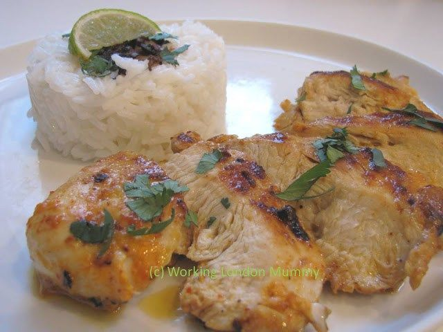 Chicken Delicious: Worldfoods Fusion of Flavours Ayam Percik -
