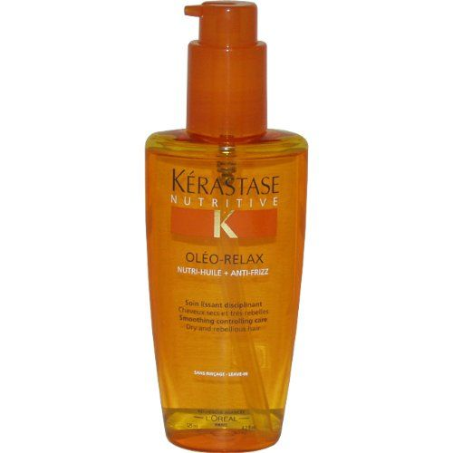 awesome Kerastase Nutritive Oleo-Relax Serum, 4.2 Ounces