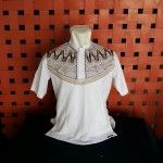 baju koko terkini dengan motif bordir,bisa di pesan sesuai dengan keinginan