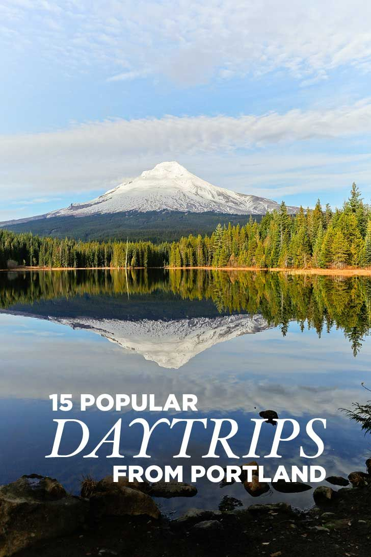 15 Most Popular Day Trips from Portland Oregon (that are under a 3 hour drive) // localadventurer.com