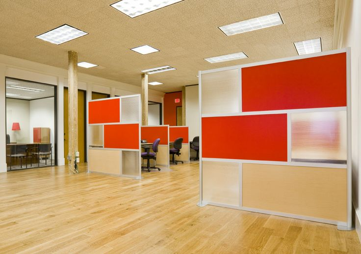 Loftwall modern room dividers and privacy screens for for Office dividers modern