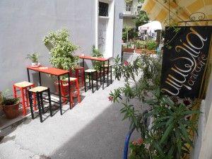 Κιμωλία (art-café)