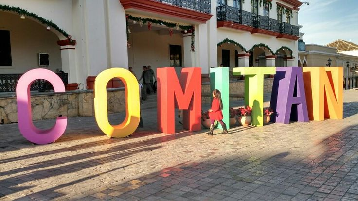 Centro Histórico, Comitan, Chiapas