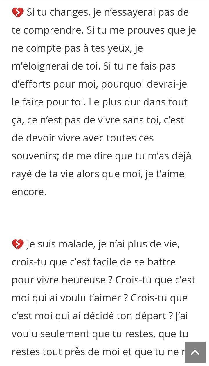 épinglé Par Tatoune Sur Citation Texte Amour Texte D
