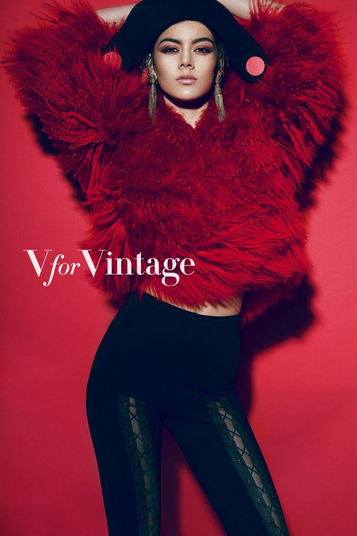 V for Vintage FIESTA Editorial - Mai 2015