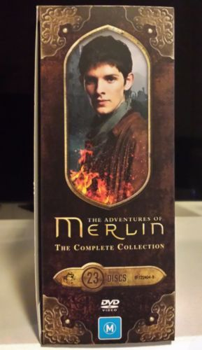 Merlin-the-complete-Series-1-5