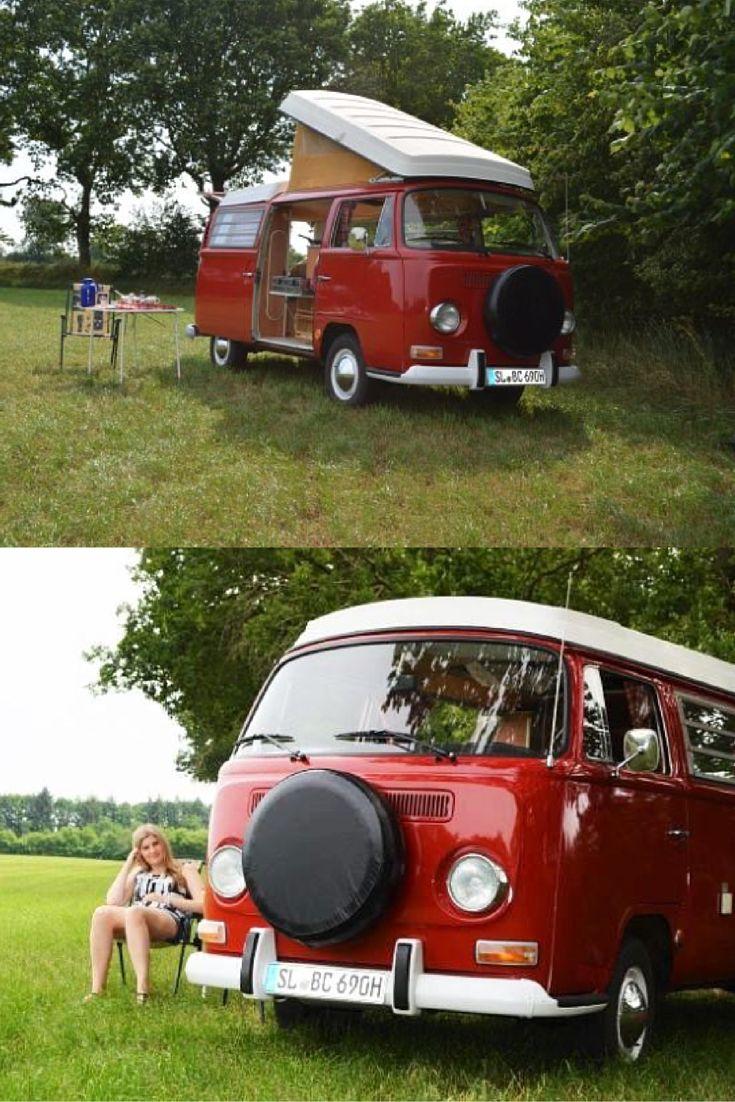 Volkswagen T2a Bulli von 1969 - Urlaub im Kaltobjekt #camper #camping #vw #vwbus #vwbulli #t2 #campingvan #campanda