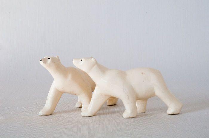 Isbjørner fra Noas ark