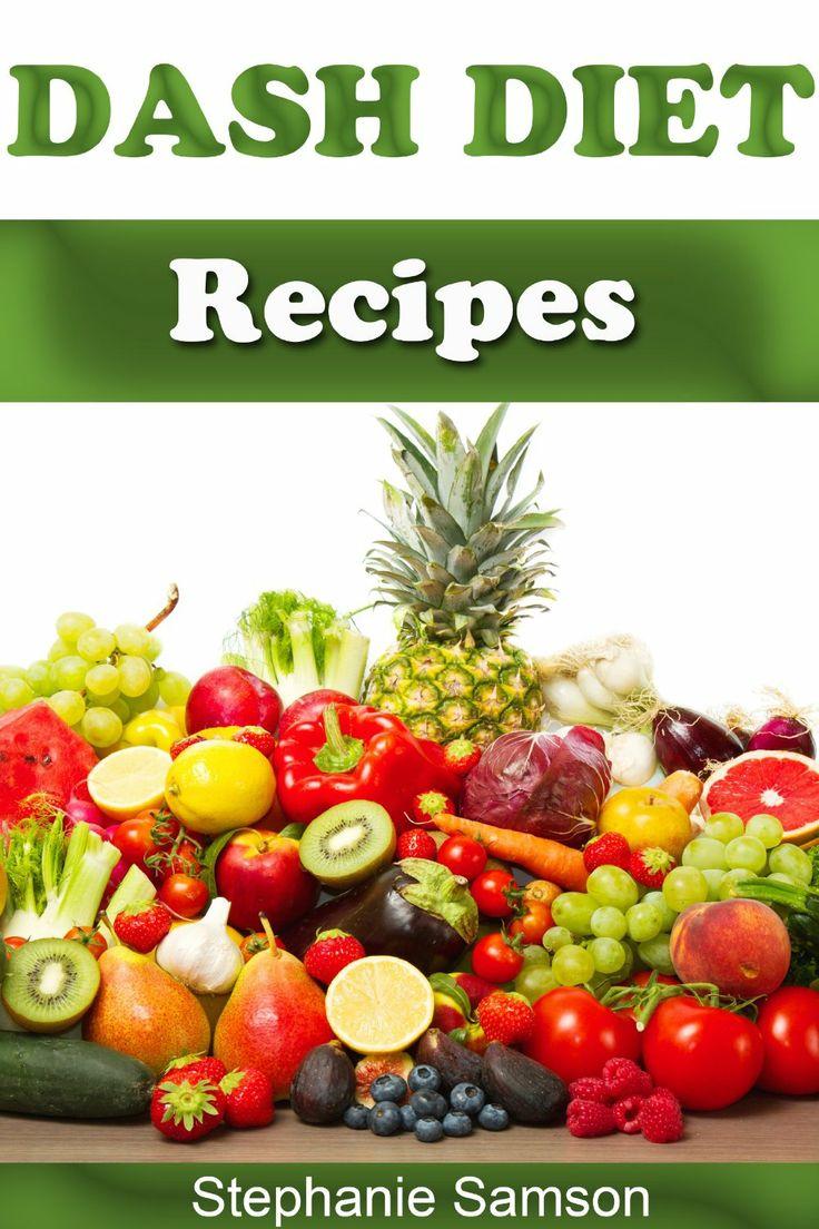 Dash Diet Recipes by Stephanie Samson (3.15) Dash diet