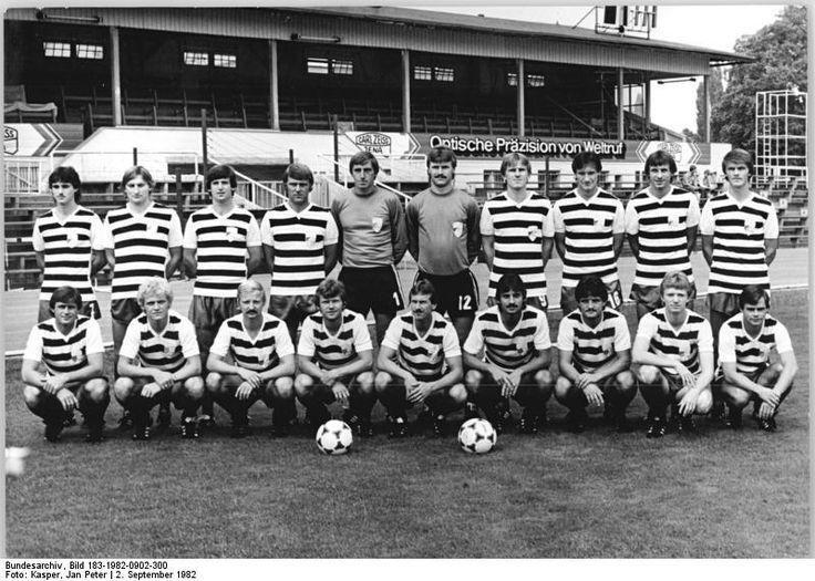 fc carl | Mannschaftsfoto FC Carl Zeiss Jena