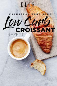 Frühstück ohne Reue! Wie man low carb Croissants backt #croissant #recipe # …   – Low Carb