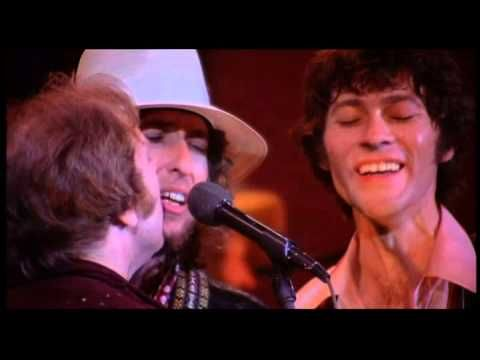 The Last Waltz (The Band) Shall Be Released - 1976 Dylan, Joni Mitchell, The Band, wow!