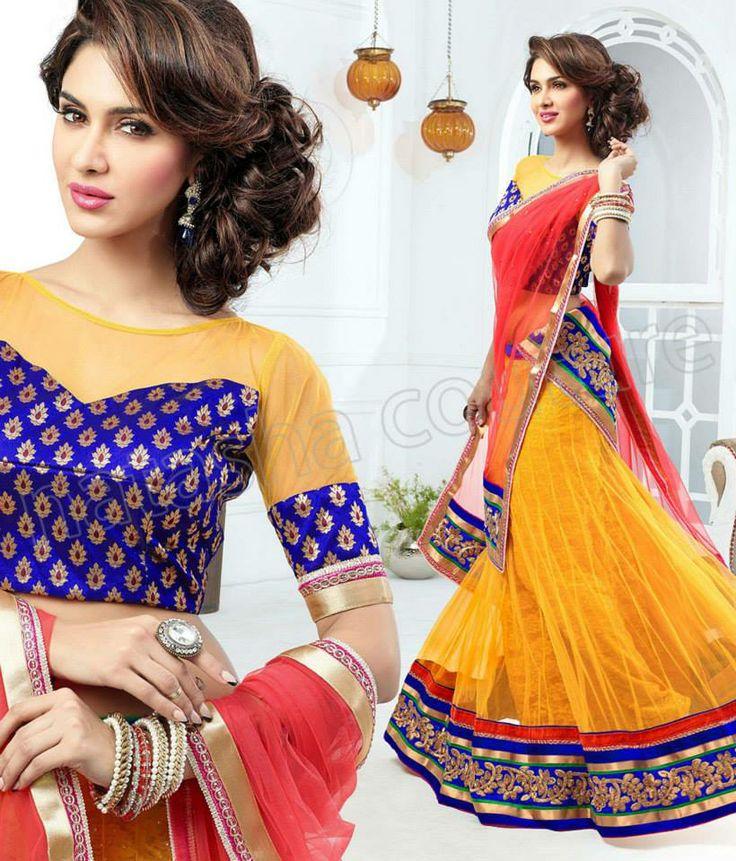 Lehenga Choli Indian Dresses 2014 by Natasha Couture
