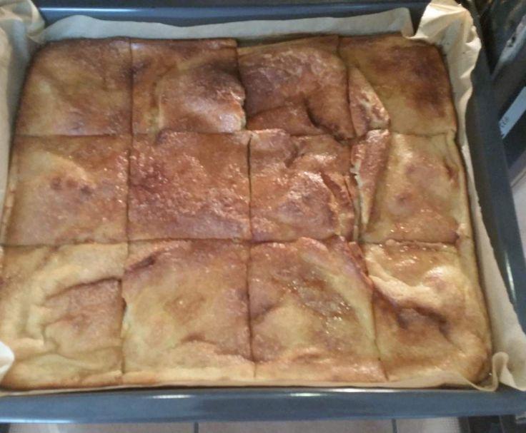 Rezept Knusprige Ofenpfannkuchen mit Zimt und Zucker von Paloma1973 - Rezept der Kategorie Backen süß