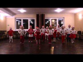 Układ świąteczny grupki tanecznej z Międzychodu:) - YouTube