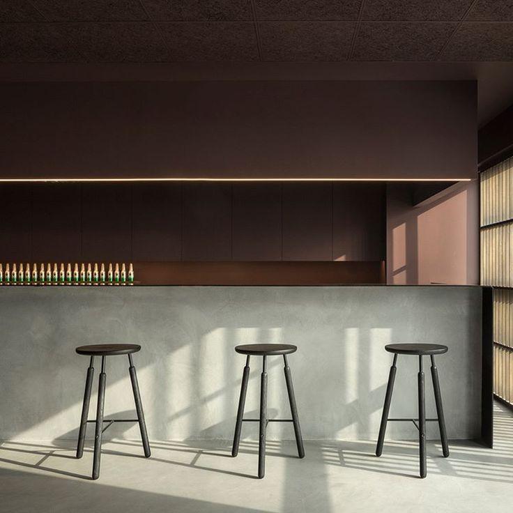 いいね!1,430件、コメント3件 ― Leibalさん(@leibal)のInstagramアカウント: 「Rice Club by Francesc Rifé Studio  www.leibal.com  #minimalism #minimal #minimalist #interior…」