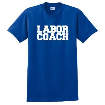 Amazon.com: LABOR COACH Funny Dad Maternity Short Sleeve T-Shirt (NOT Maternity Sized) Funny Daddy To Be Husband First Time Father Maternity Support Pregnancy Humor Baby Cute Short Sleeve Tee: Clothing