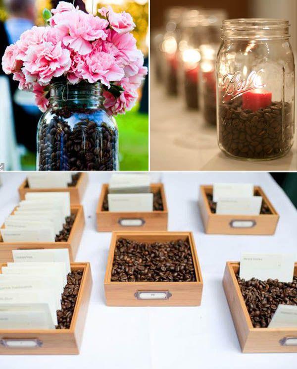 Matrimoni a tema: tè e caffè