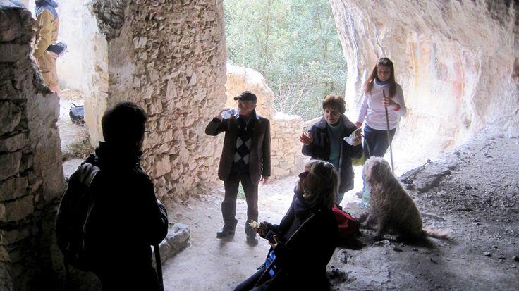 S Leonard's Benedictine #hermitage, the influence of nature on popular religious spirit