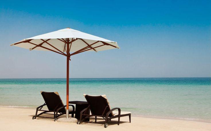 Det er let at slappe af, når man har en udsigt som denne at nyde. www.apollorejser.dk/rejser/asien/de-forenede-arabiske-emirater/dubai