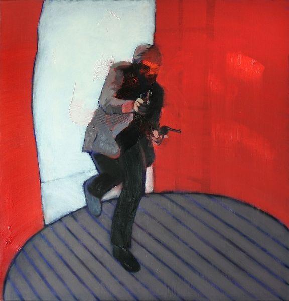 Paweł Kwiatkowski, Protagonista VI, 2012 #art #contemporary #artvee