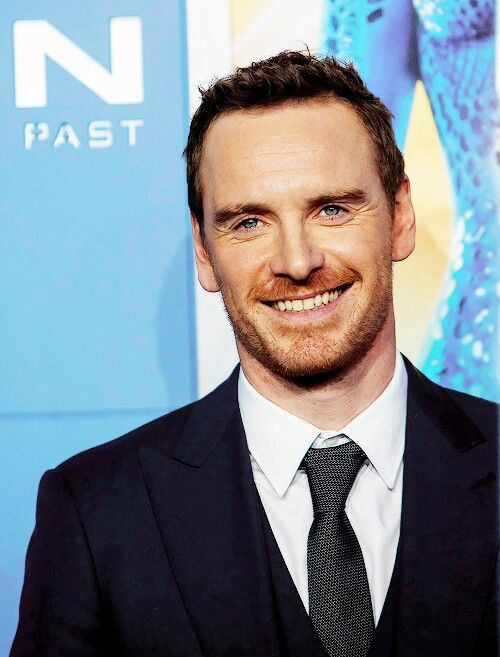 Michael Fassbender aka Magneto from X-Men