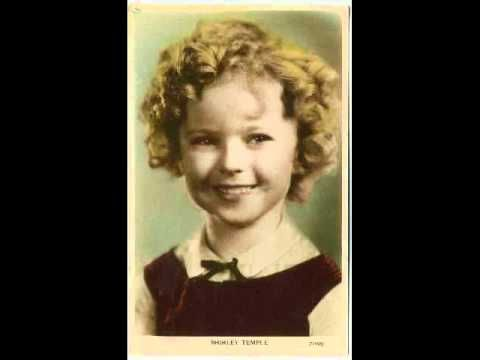 Shirley Temple - Dixie-Anna Minstrel Show Intro 1936 Dimples