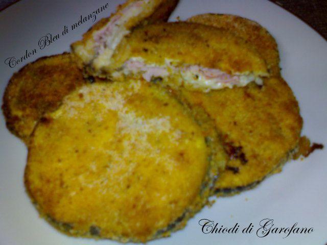 Cordon Bleu di Melanzane al forno  http://blog.giallozafferano.it/chiodidigarofano/cordon-bleu-di-melanzane-al-forno
