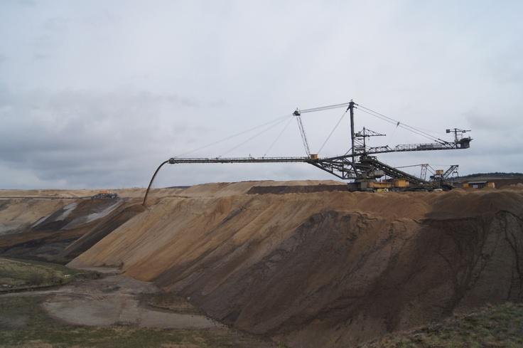 Coal Mines Cottbus Allemagne