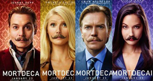 Ο Κύριος Μορντεκάι | Verge