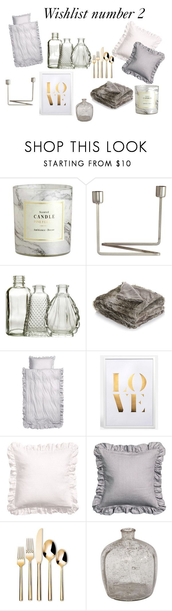 Whilst number 2 by louisesandstroms on Polyvore featuring interior, interiors, interior design, home, home decor, interior decorating, H&M, Ethan Allen and Threshold