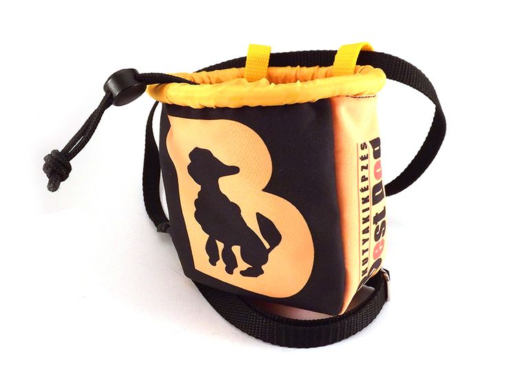 """Best Dog"" mintás jutalomfalat tartó. / Dog treat bag, with ""Best Dog"" designs by #colorfundogs #bestdog #treatbag"