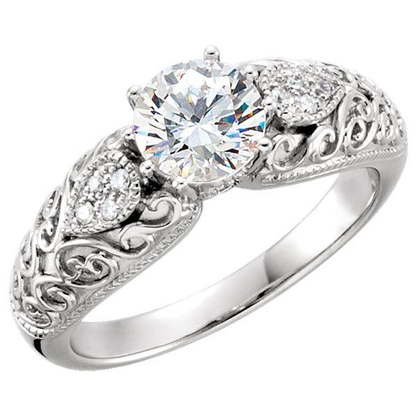 334 Best Diamond Rings Images On Pinterest