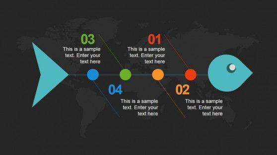 8 best infographics images on pinterest infographic infographics global grid fishbone powerpoint template toneelgroepblik Images