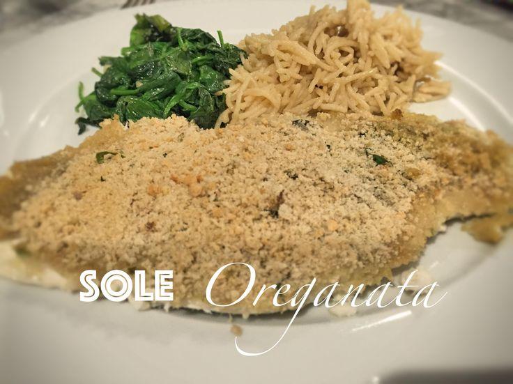 Sole Oreganata http://www.whitsway.com/sole-oreganata/ #WhitsWay #TracySays #organic #plantbased #plantbasedfamily #plantbasedkids #mediterraneandiet #kidfriendly #healthyfamily #healthymeals #easyrecipes #healthyrecipes #fish #flounder #fluke #soul #bakedfish #oreganata #soleoreganata