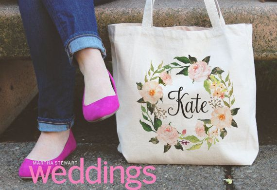 Hey, I found this really awesome Etsy listing at https://www.etsy.com/listing/268776326/personalized-tote-bag-floral-tote-bag